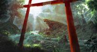 Наруто (Naruto) Картинки деревни Коноха скрытое в Листве